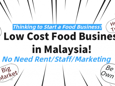 Food Business Ideas in Malaysia